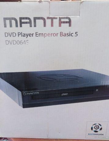 Odtwarzacz DVD Manta 064s