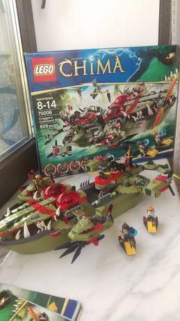 LEGO Legends Of Chima Флагманский корабль Краггера 70006
