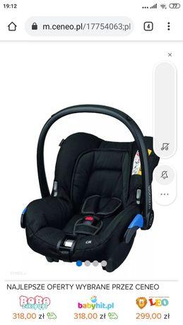 Fotelik samochodowy Maxi Cosi Citi + adapter do wózka