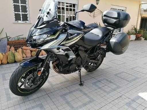Kawasaki Versys como nova