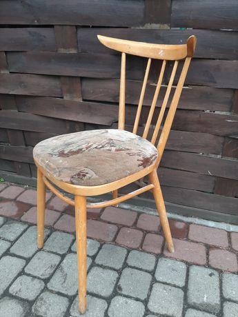 Unikat !Krzesło gięte prl/krzeslo prl/krzesla prl