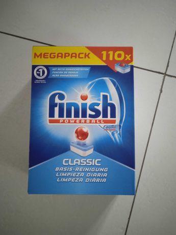 Finish CLASSIC Tabletki do zmywarki 110szt