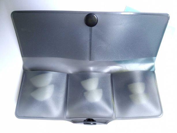 Кармашек с запасными насадками (три пары) для Beats®.