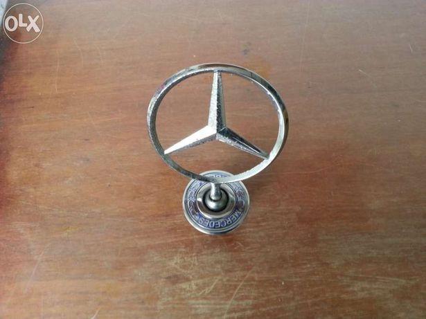 Estrela do Capot Mercedes
