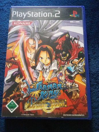 Shaman King Power of Spirit PS2