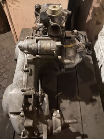 Мотор Piaggio 150кб
