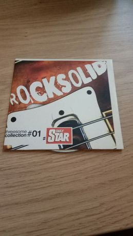 CD фирменный Rocksolid Threesome Collection