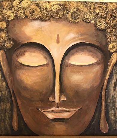 Картина Будда.