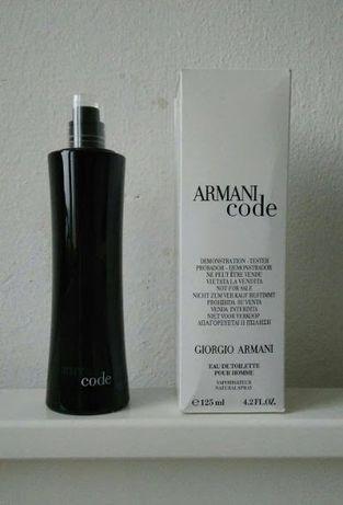 Sklep Perfumy Armani Code TESTER 125ML EDT