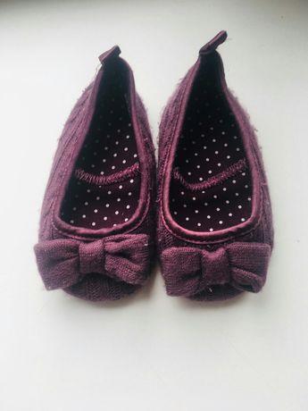 Туфельки для дівчинки розмір 18-19