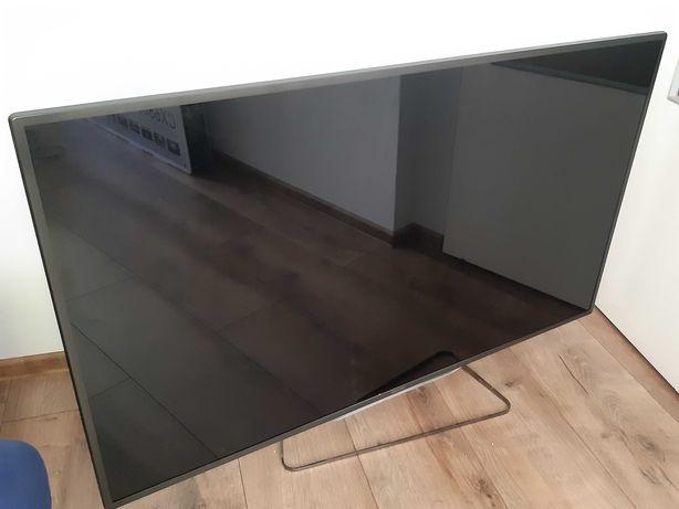 TV LED Philips 65PFL9708S/12 Technologia Ambilight Smart 4K uszkodzony