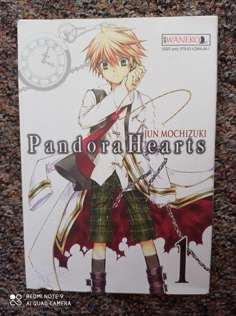 Pandora hearts 1 mochizuki