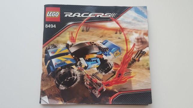 Lego racers 8494(лего, гонки, машины, автомобиль)