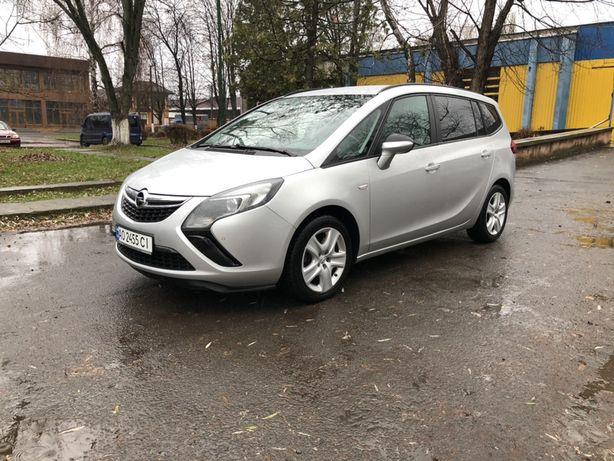 Продам Opel Zafira Tourer 2.0 121kw