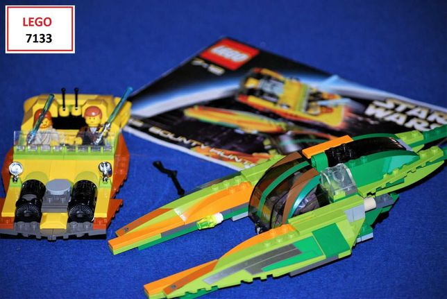 LEGO Star Wars (6 sets): 7133; 7914; 75049; 75117; 75118; 7656