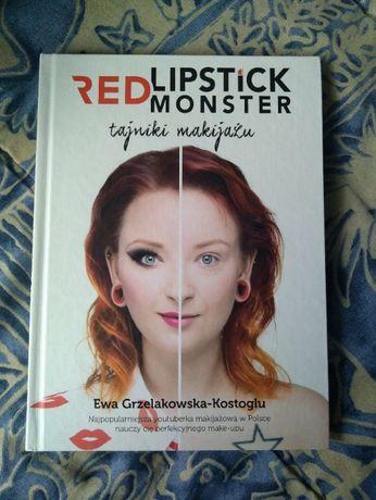 "Red Lipstick Monster ""Tajniki makijażu"" książka"