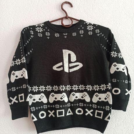 Свитер детский Sony PlayStation