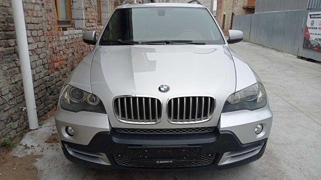 Капот BMW X5 E70 БМВ Х5 Е70 Капот Разборка Детали Шрот Запчасти