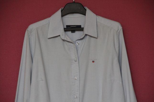 Gant 8 us 12 uk L рубашка из хлопка и эластина