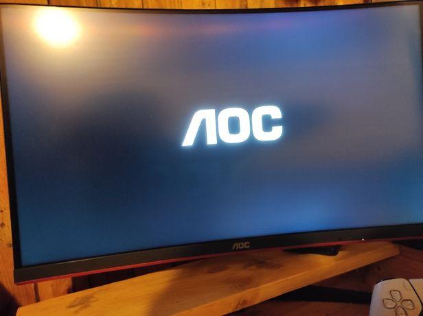 Monitor Curvo AOC 144HZ 1ms