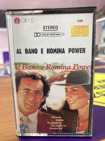 AL Bano E Romina Power / Kaseta magnetofonowa / unikat