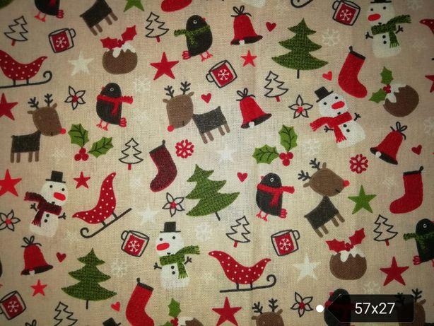 Natal Tecidos - retalhos