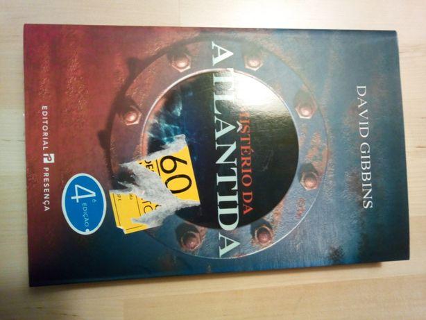 David Gibbins - O Mistério da Atlantida