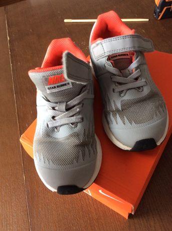 Buty dla dziecka NIKE roz 28