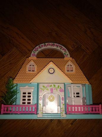Дом домик кукольный