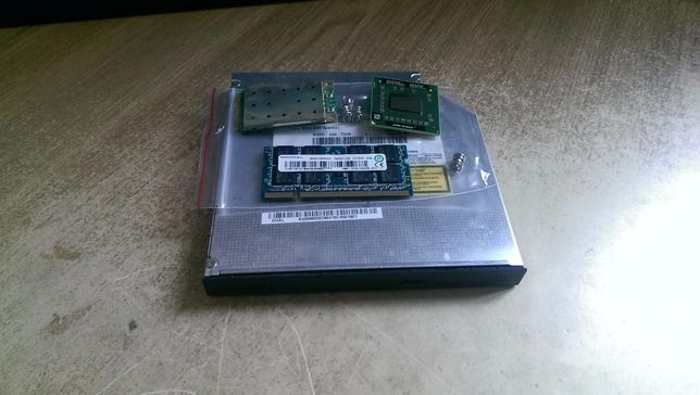 Процесор AMD Athlon 64 X2 QL-60 (1.9 ГГц),WiFi, клавіатура.