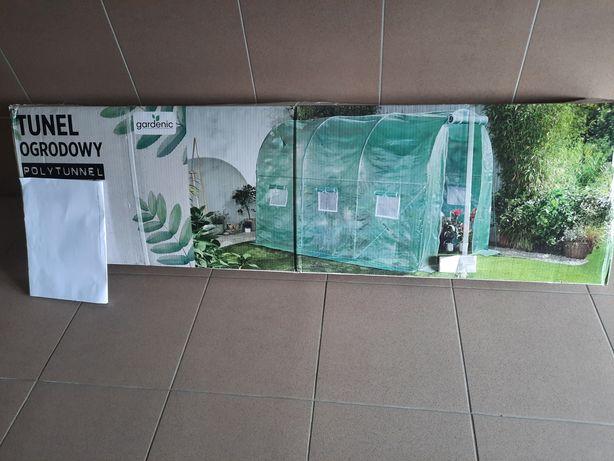 Tunel foliwy folia szklarnia Gardenic 2x3 6m2