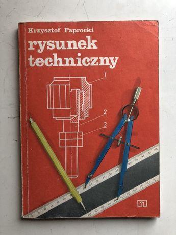 Rysunek techniczny. K. Paprocki