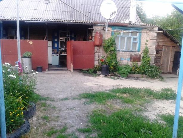 Продам дом с. Нововязовское Юрьевский район Днепр. обл