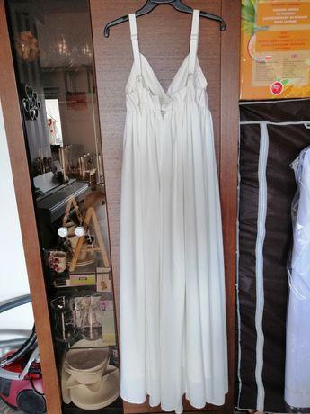 Suknia ślubna lub w stylu boho