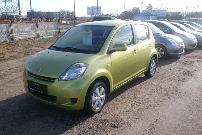 Daihatsu Sirion 1.0 Klima Po Opłatach 2008r ZAMIANA