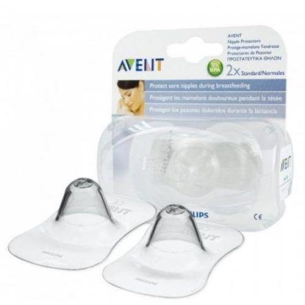 Защитные накладки на соски AVENT