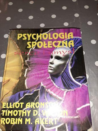 Psychologia społeczna Eliot Aronson
