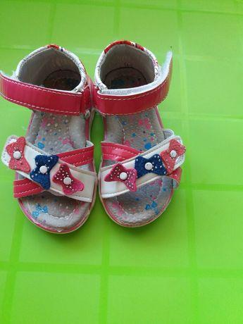 Туфельки дитячі 20-21