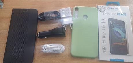 Akcesoria GSM Pokrowce Szkło hartowane itd