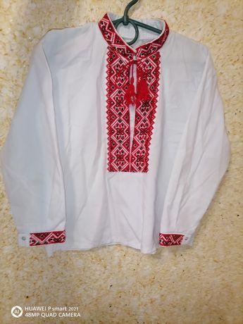 Вишиванка 110-116см