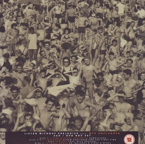 Listen Without Prejudice 25 (25th Anniversary) (Deluxe Edition) (3CD+D