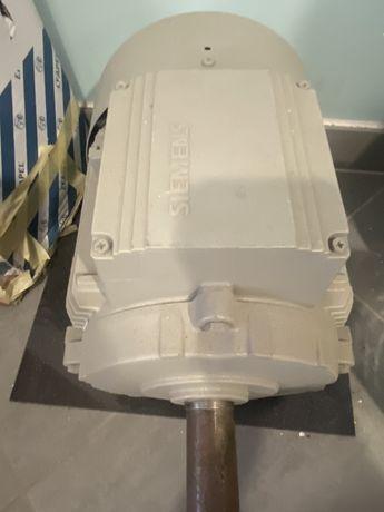 Motor Siemens Trifasico 5.5 KW p/ ventiladores extração NOVO