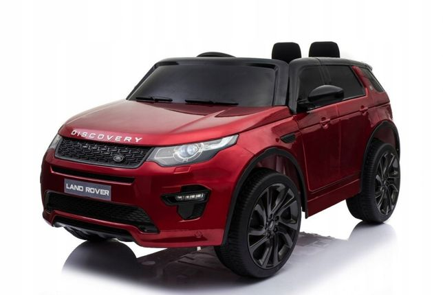 Land Rover Discovery Auto na akumulator Lakierowany Licencja