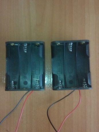 Бокс для пальчиковых батареек