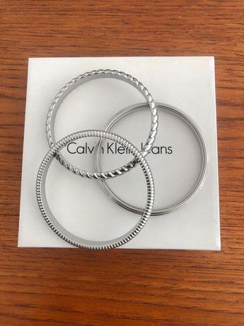 Conjunto Pulseiras Calvin Klein