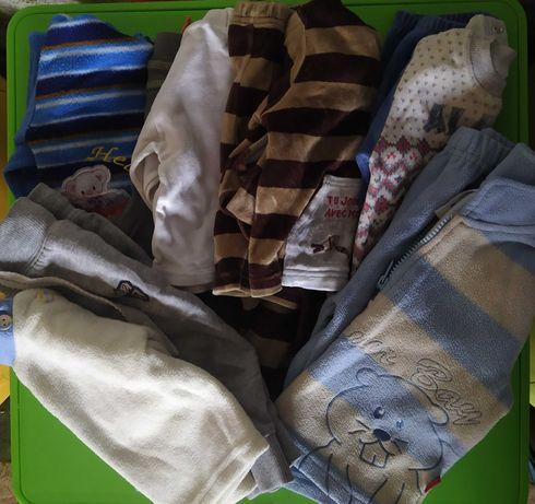 Пакет детских вещей (6-9 мес) Бронь