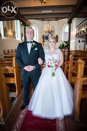 """Niezwykła suknia ślubna """" Agnes"""""""