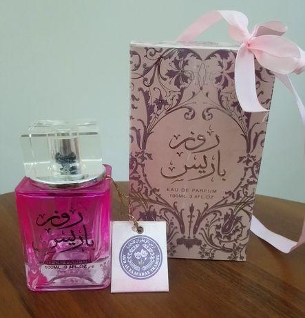 Флакон от арабских духов Rosa Paris