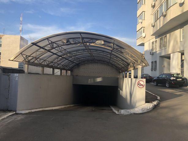 Аренда подземного гаража Тверская 2