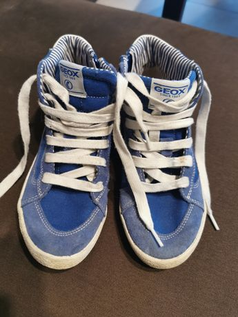 Buciki Geox - sneakersy